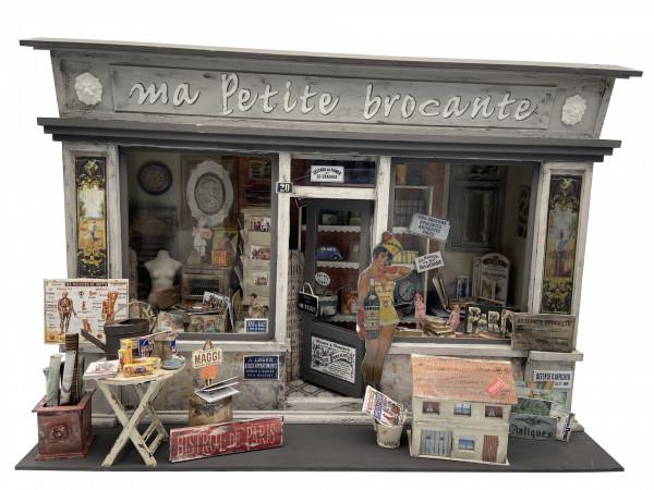 5 Maison de poupées miniature pains EE