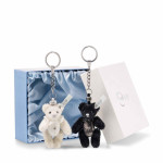 STEIFF - PENDENTIF OURS COUPLE MARIAGE