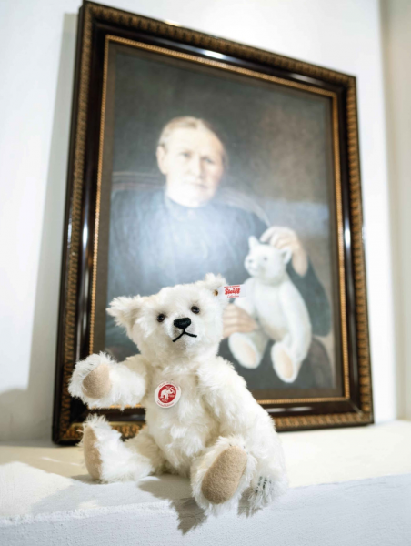 STEIFF - OURS TEDDY MARGARETE MEMORIAL