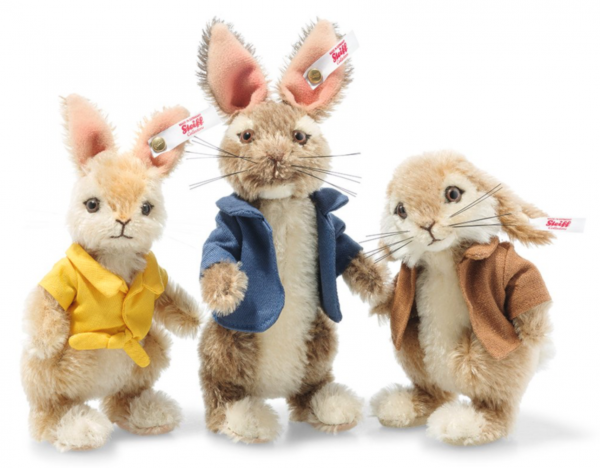 ENSEMBLE PETER RABBIT