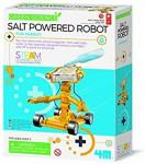 SALT POWERED ROBOT