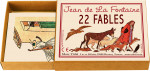 22 Fables Jean de LA FONTAINE