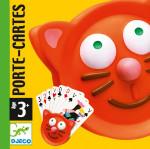 PORTE-CARTES CHAT
