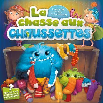 LA CHASSE AU CHAUSSETTES