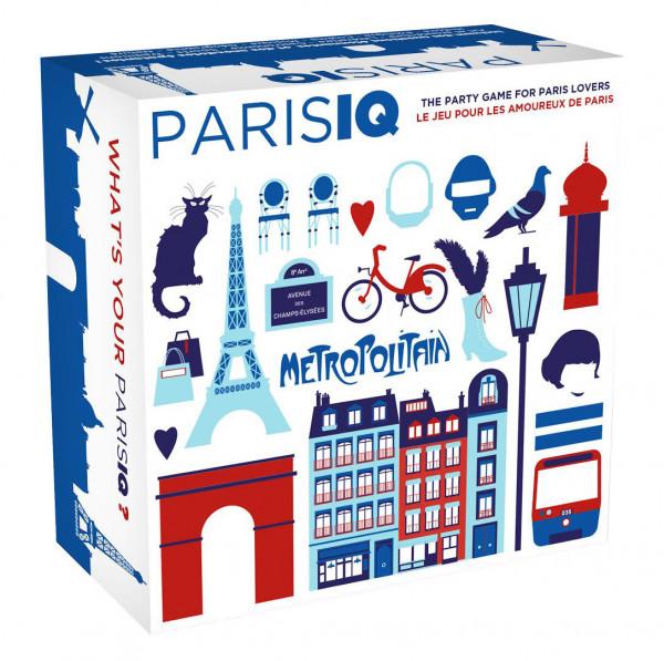 PARIS IQ BILINGUE