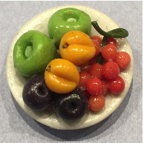 ASSIETTE DE FRUITS 3