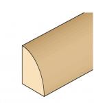 BAGUETTE QUART DE ROND (2X2mm)