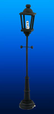 LAMPE EXTERIEURE (avec pile)