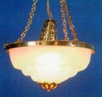 LAMPE PLAFONNIER SUSPENDUE 12V