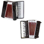 ACCORDEON AMOVIBLE