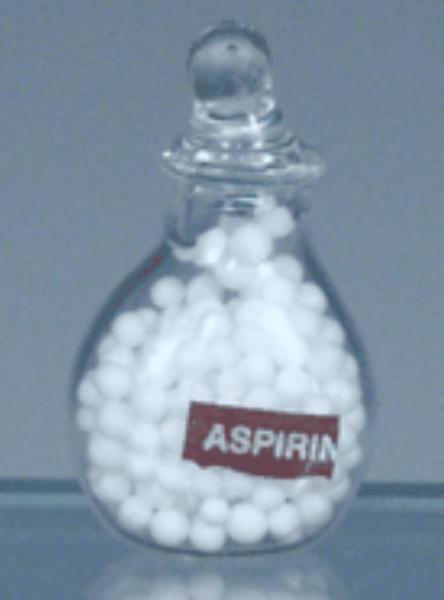 FLACON ASPIRINE