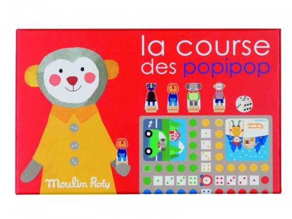 - La course des popipop «Les popipop»