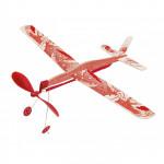 - Avion rouge «Les petites merveilles»