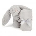 Peluche lapin et petite serviette