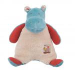 Hochet Hippopotame «Les Papoum»