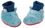 Chaussons Hippopotame «Les Papoum»
