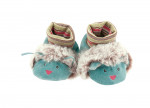 Chaussons Chat «Les Pachats»