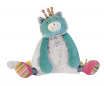 Peluche musicale Chat «Les Pachats»