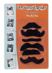 Set de Moustaches Incognito