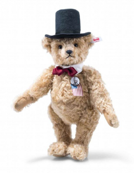 STEIFF - OURS ABRAHAM LINCOLN