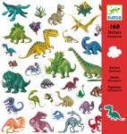 160 STICKERS - DINOSAURES