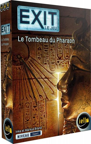 EXIT - TOMBEAU DE PHARAON