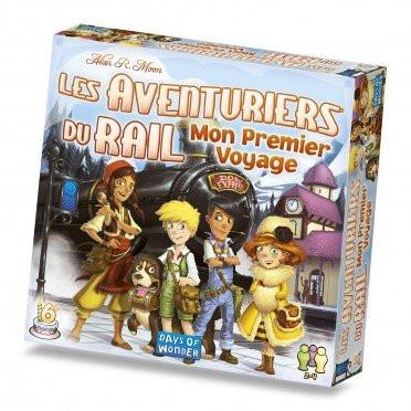 LES AVENTURIERS DU RAIL - MON PREMIER VOYAGE